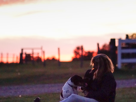 Tracy, Lola, & Dottie | Glastonbury Hunt Club | Glastonbury, CT