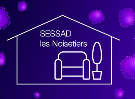 Situation de confinement                           SESSAD les Noisetiers