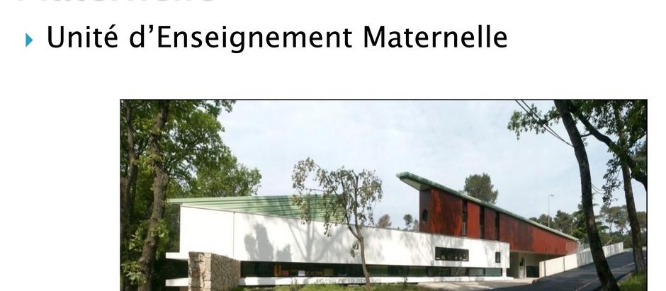 UEMA Saint-Martin-en-Forêt à Mougins Ouverture pour septembre 2O2O