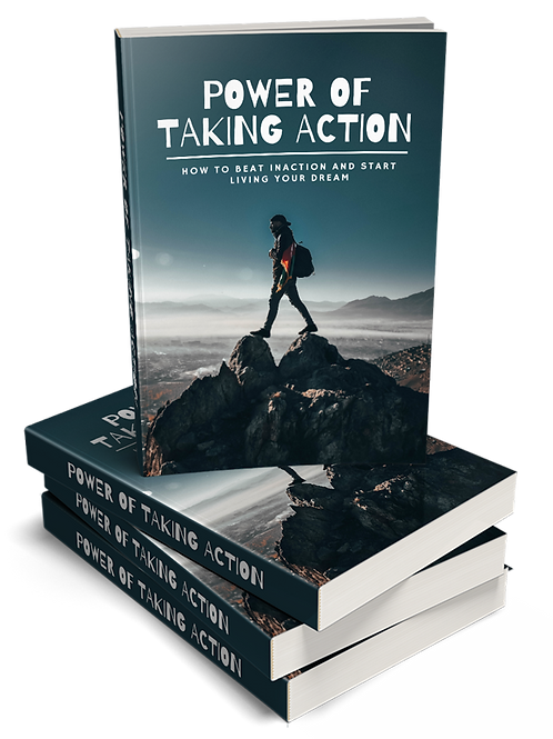 Power of taking action