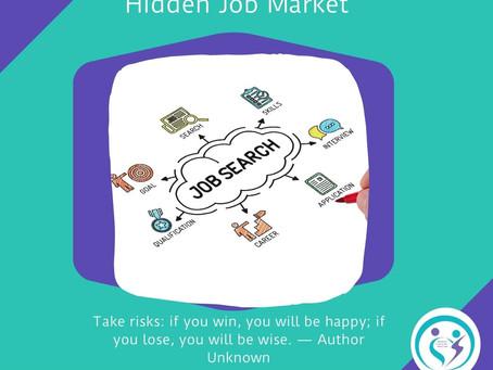 How to Look for Work in the Hidden Job Market