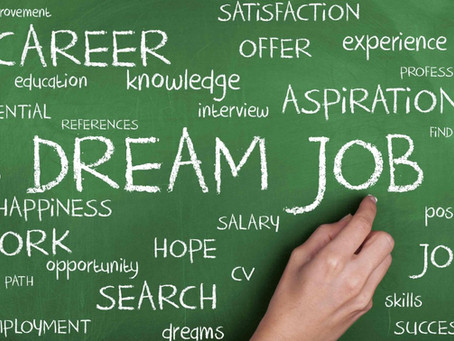 Looking for a new career? Here are some tips