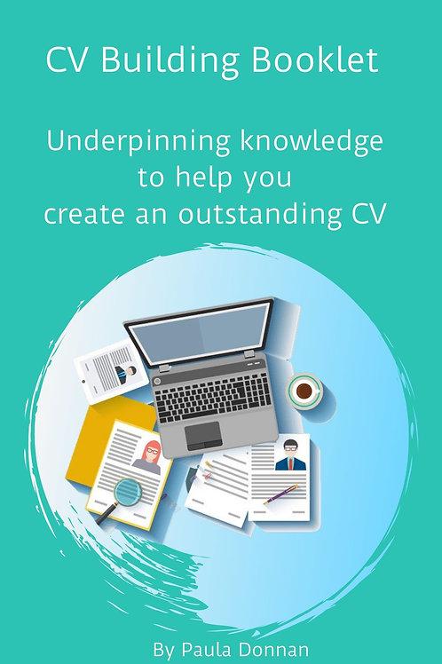 CV Building Workbook