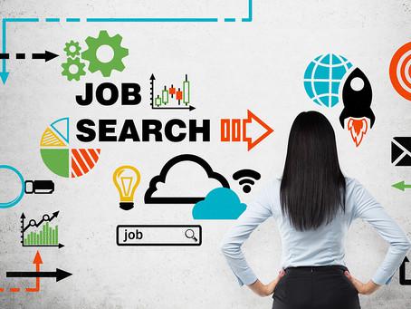 Some helpful job hunting strategies