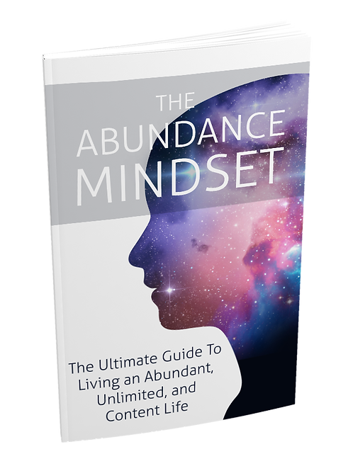 The Abundance Mindset eBook