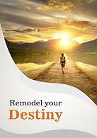 71. Remodel your Destiny E-Cover Design.