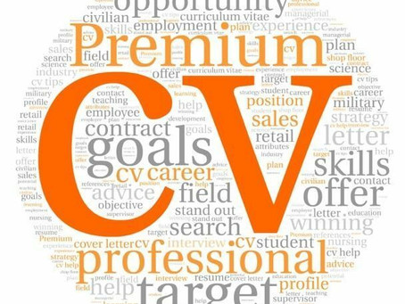 Some Recommended CV Tips