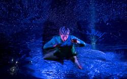 water dance, KSA.
