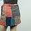 Thumbnail: Patchwork wrap skirt mini