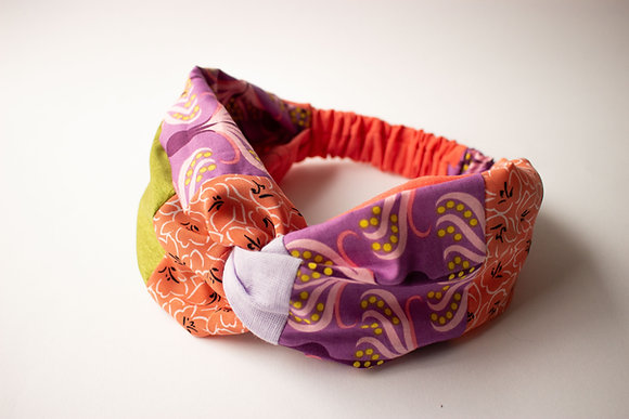 Patchwork Headband