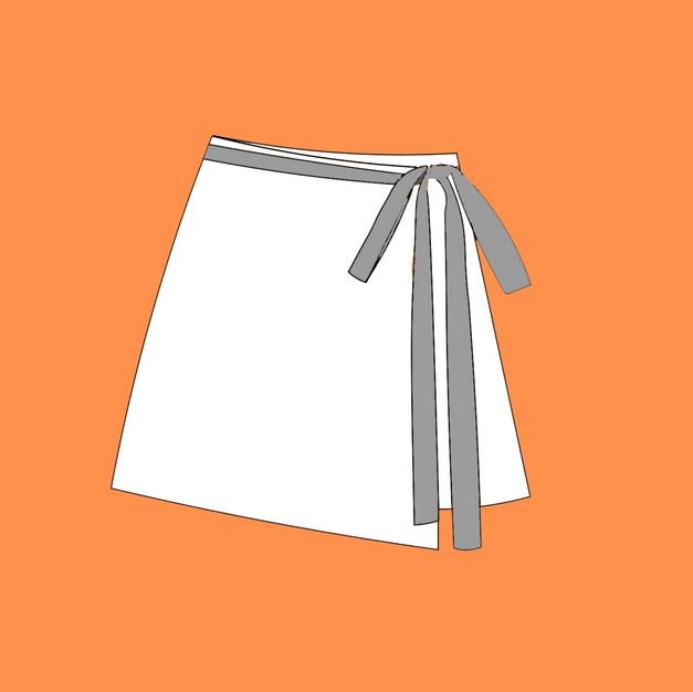 Mini skirt - £55