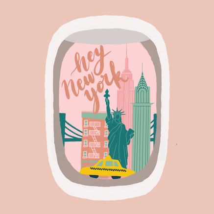 Weekend in NYC