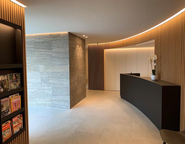 Dental Office in Zonhoven Belgium by vlj-architecten