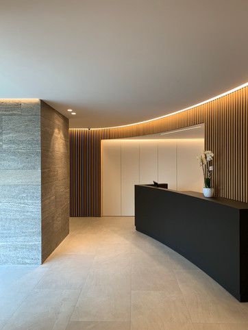 Dental Office in Zonhoven Belgium by vlj-architecten