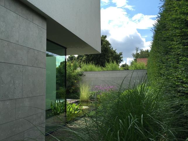 Residence VGL in Zonhoven Belgium by vlj-architecten