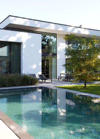 Residence WD in Zonhoven Belgium by vlj-architecten