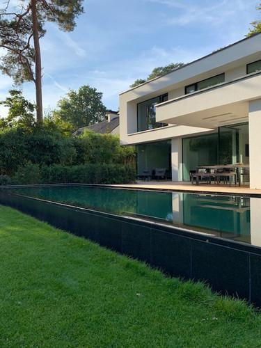 Residence VD in Hasselt Belgium by vlj-architecten