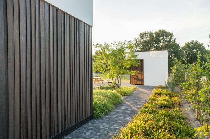 Residence GJ in Hasselt Belgium by vlj-architecten