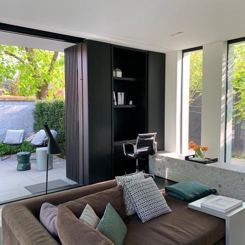 VLJ Residence in Belgium by vlj-architecten