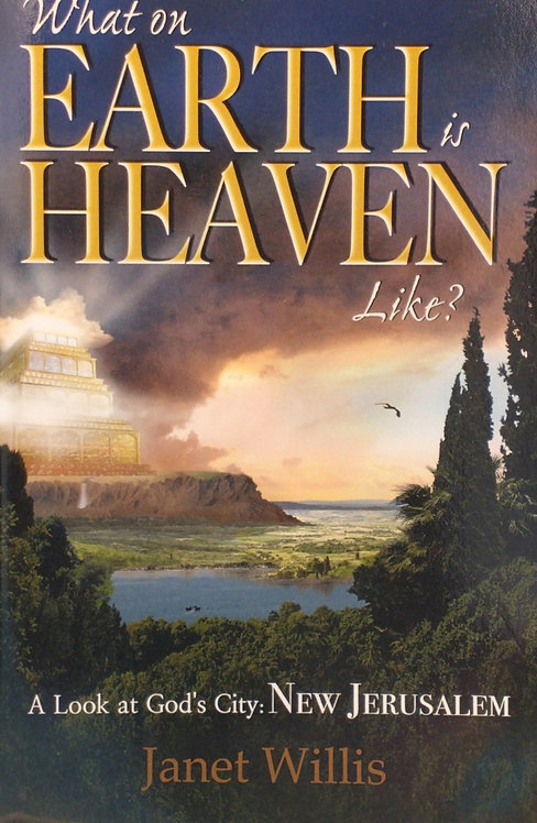What on Earth is Heaven Like? by Janet Willis