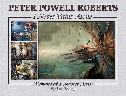 I Never Paint Alone Collectors Edition