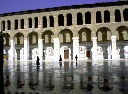 Ummayad mosque, Damascus, Syria