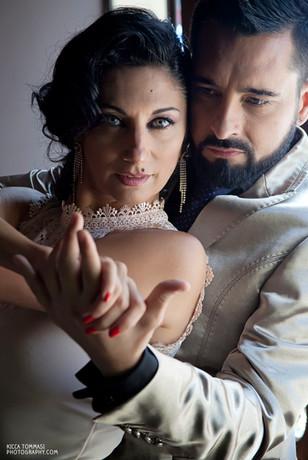 Moira Castellano + Javier Rodriguez