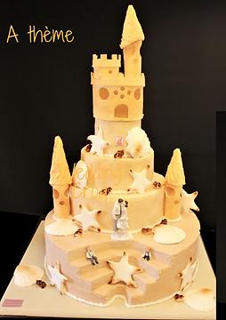 Wedding_Cake_Château_de_Sable_La_Rochell