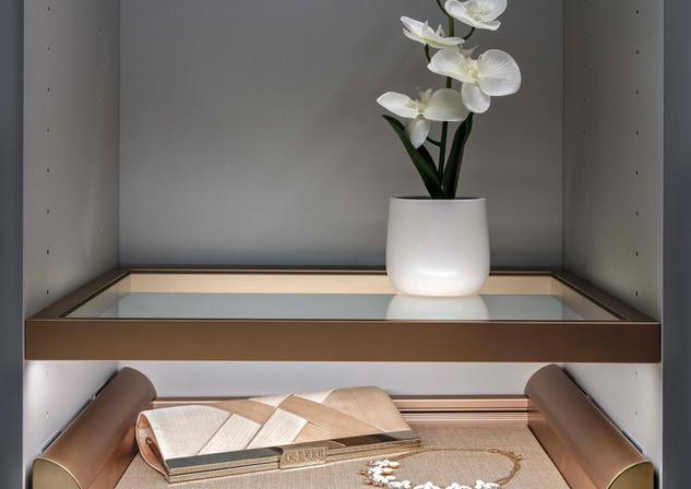 Matte Gold Lighted Shelf.jpg