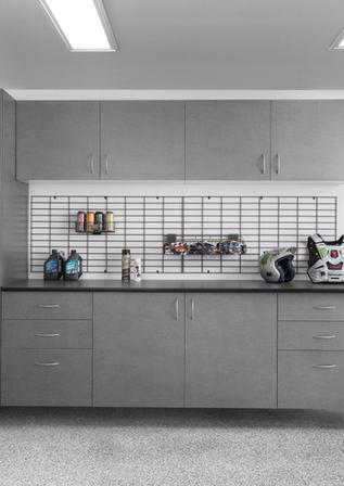 Pewter Cabinets Ebony Star Workbench Sil