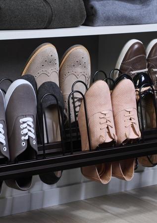 Engage Shoe Organizer ORB Application 1.