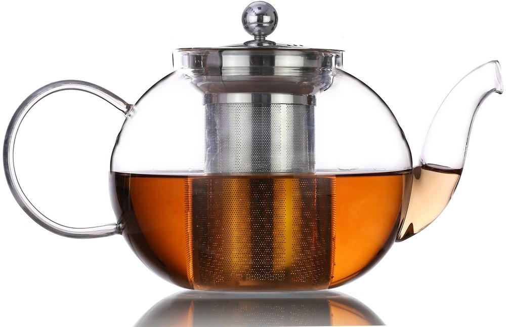 Tea Infuser glass tea pot
