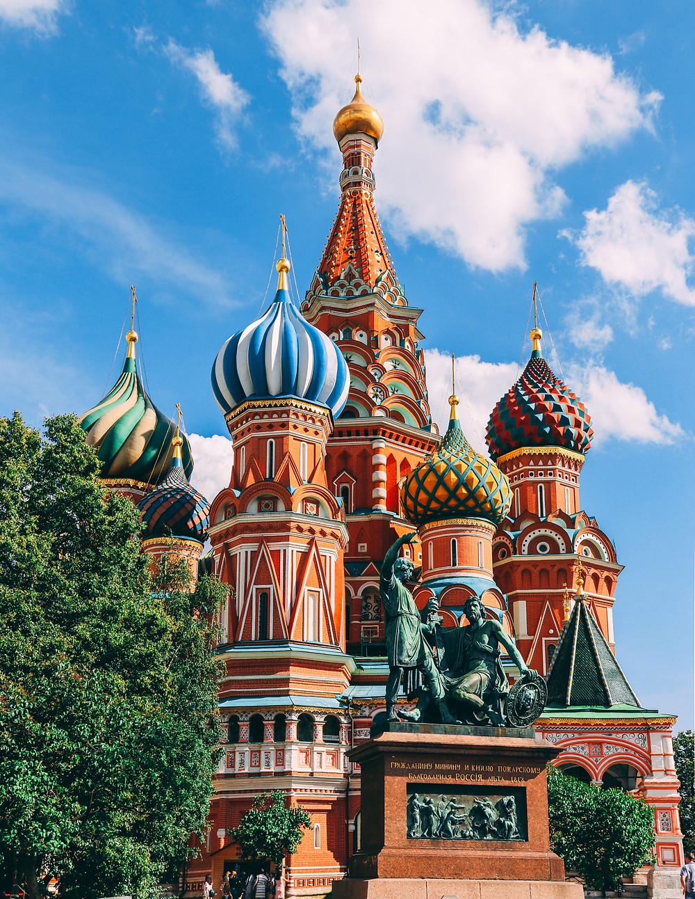 Zavarka Of Russia
