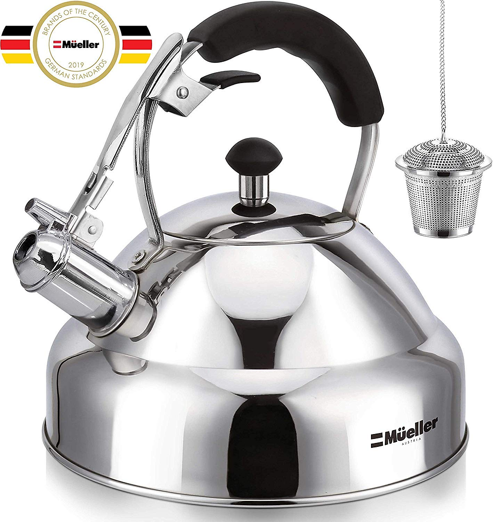 Stainless Steel Stove Top Tea Kettle