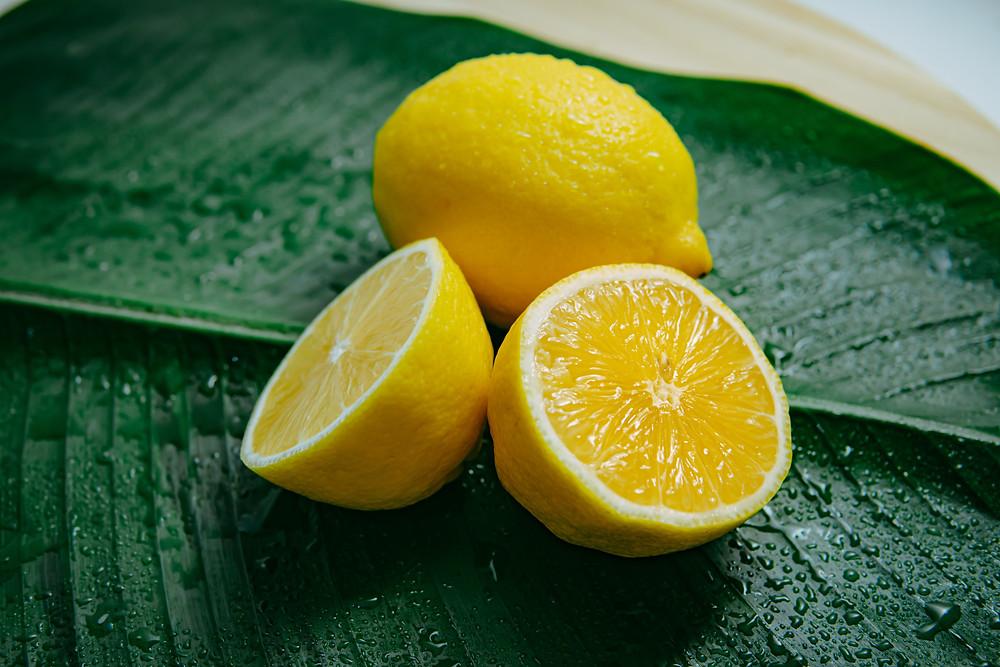 Lemon Black Tea With Cinnamon
