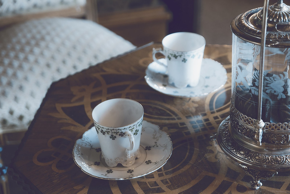 Wedgwood Wonderlust Teacup and Saucer