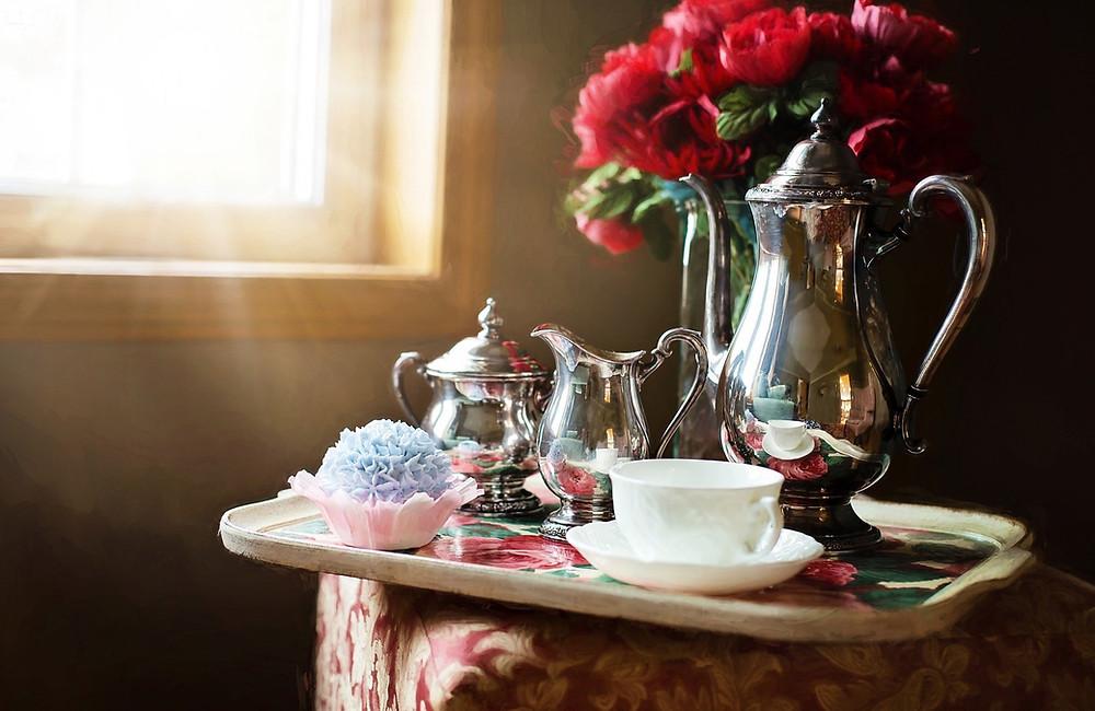 History of Teapots