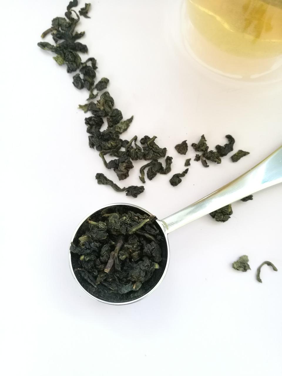 Taste and Appearance of Oolong Tea