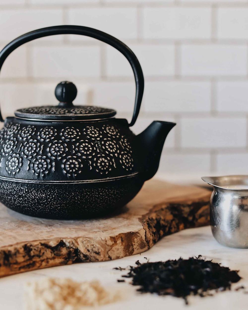 European Teapots