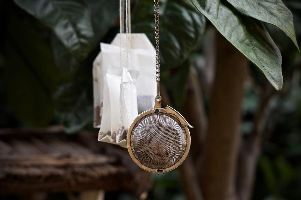 Tea Infuser and tea bag