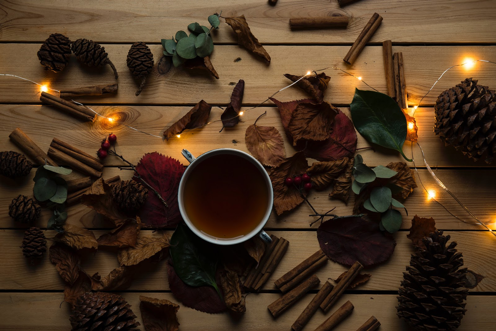 Teas to Drink During Autumn Time