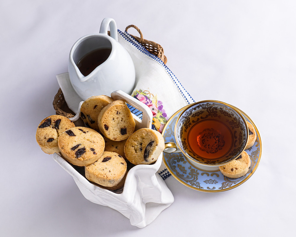 History of Tea and Biscuits
