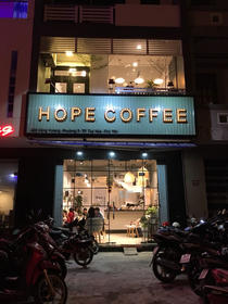 Hope Coffee House, Vietnam