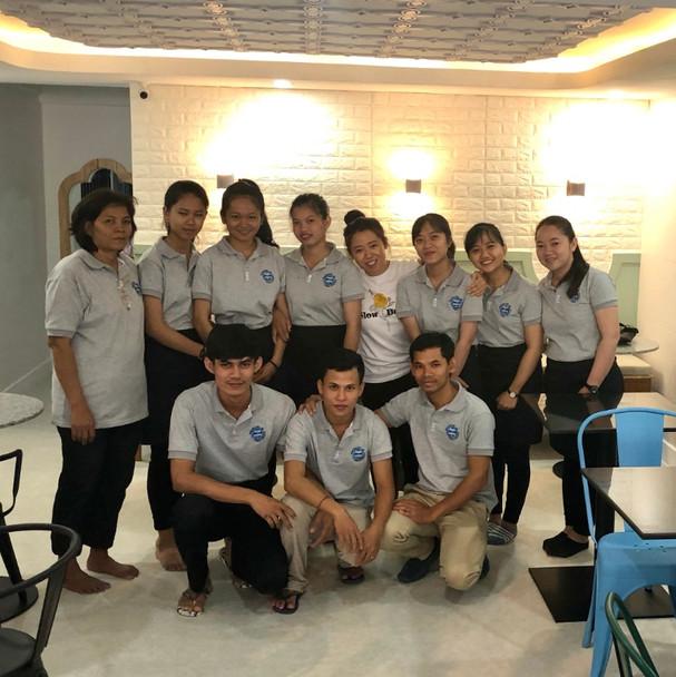 Seed of Hope Cafe Volunteers