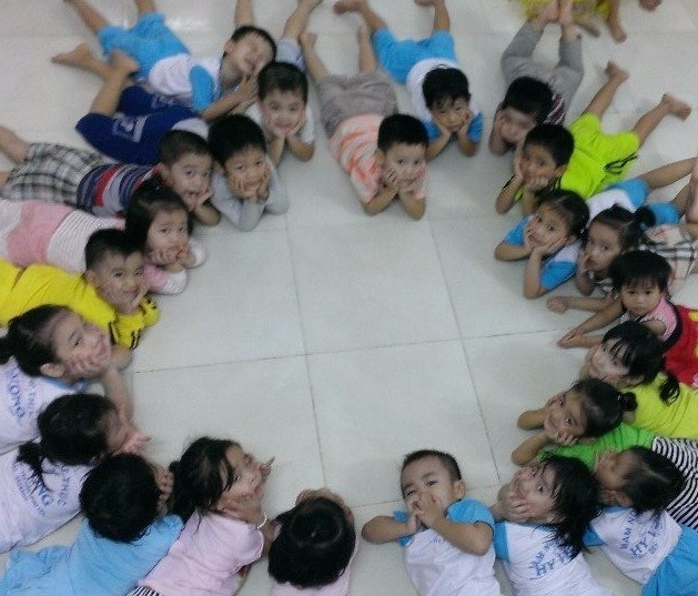 Hope Kindergarten Students