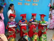 Hope Kindergarten Graduates (2014)