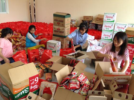 Christmas Hope Volunteers