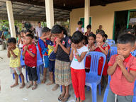 Outreach in Kandal.