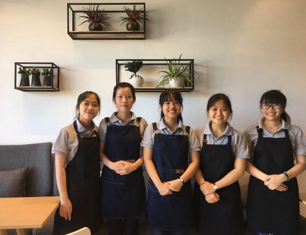 Hope Coffee House Volunteers
