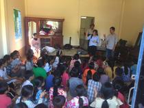 Kampong Cham (outreach).